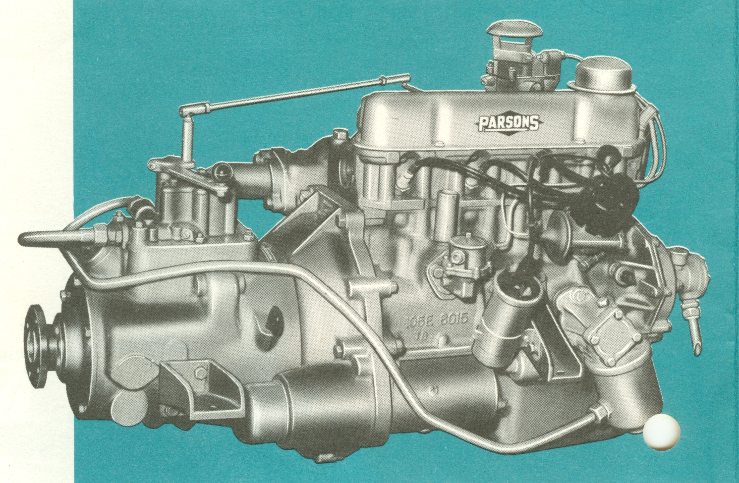 Parsons Sea Urchin engine